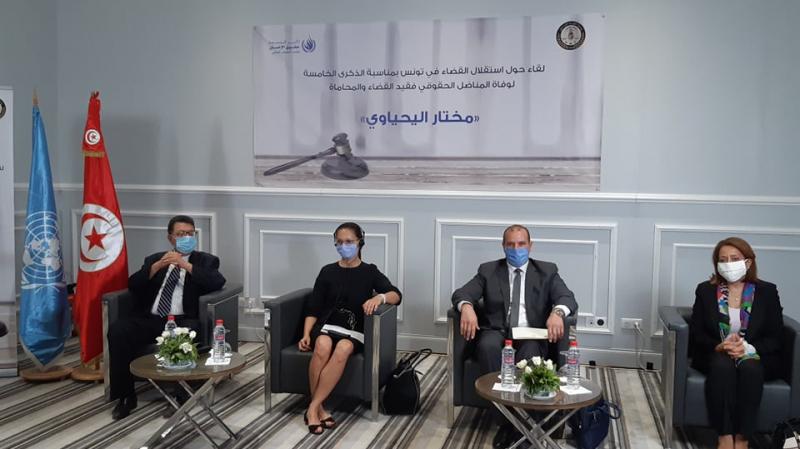 مختار اليحياوي.. صرخة ضمير القاضي الذي زلزل عرش بن علي
