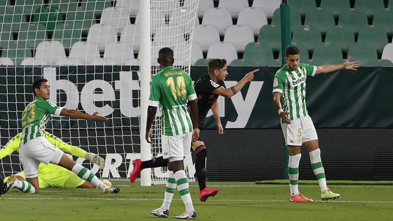بفوزه على بيتيس.. ريال مدريد يستعيد نغمة الإنتصارات في الليغا