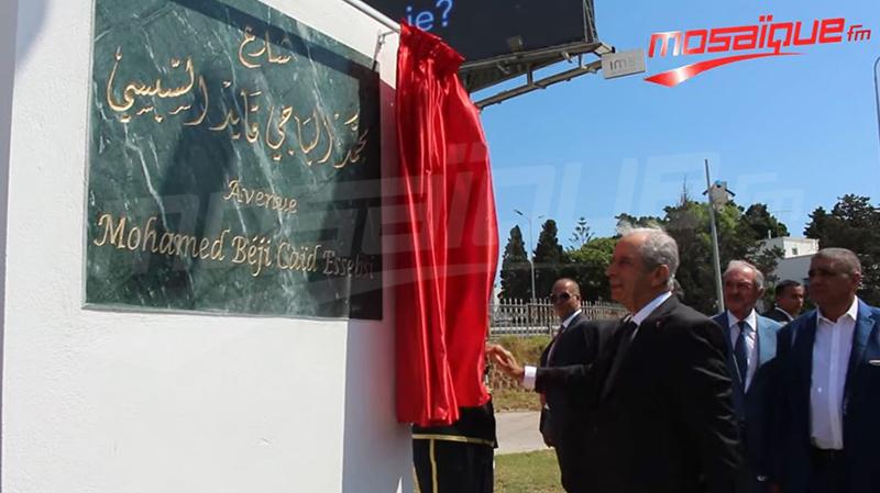 الرئاسة:صور قائد السبسي في مكانها ولن نزيل أي نصب يمثل الذاكرة الوطنية