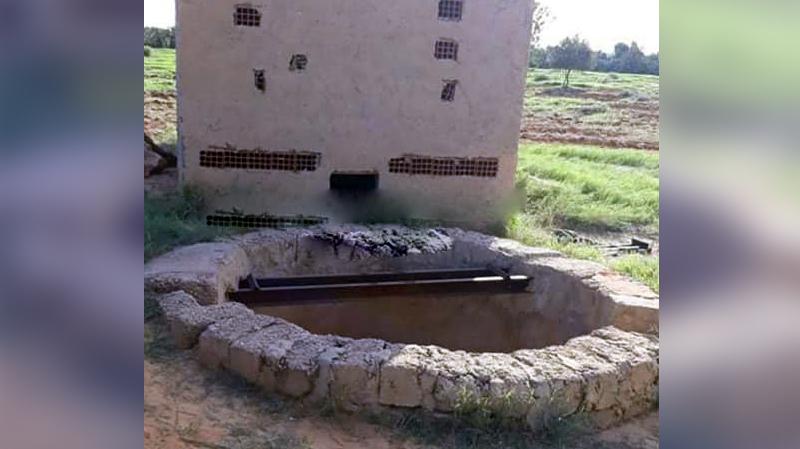أولاد حفوز: انتشال جثة طفل من بئر