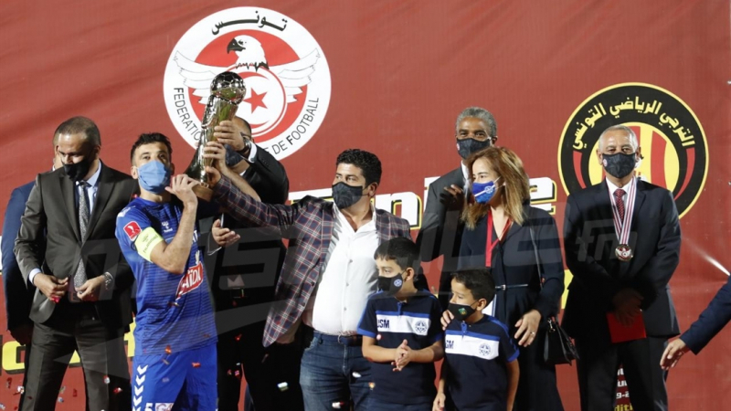 الإتحاد المنستيري يهزم الترجي ويتوج بكأس تونس لأول مرة في تاريخه