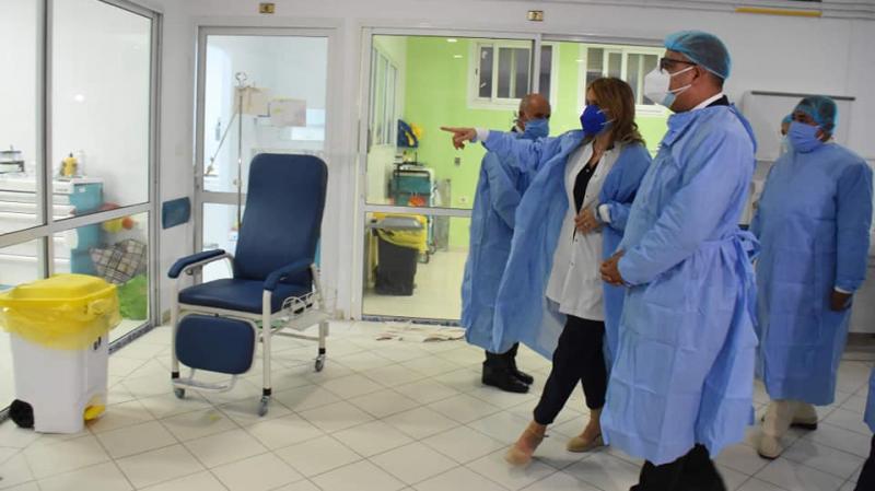 المنستير: المشيشي يعلن عن إجراءات استثنائية لفائدة القطاع الصحي