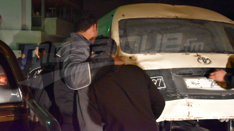 السيجومي: القبض على 'أولاد بالو'