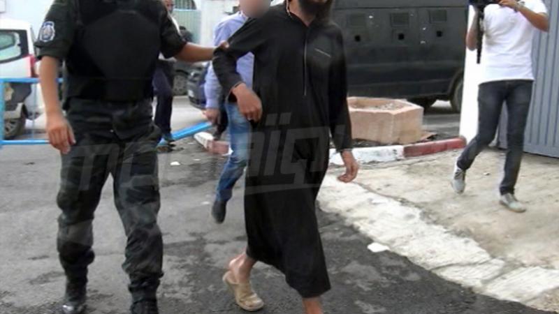 فريانة: القبض على مشتبه به في قضايا إرهابية