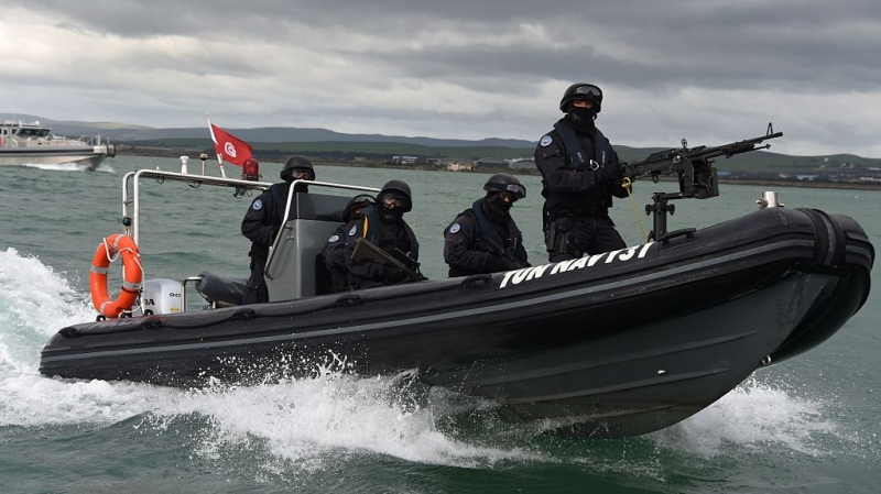 ''حارس 2020''.. تمرين بحري مشترك بين الجيش والحرس والديوانة