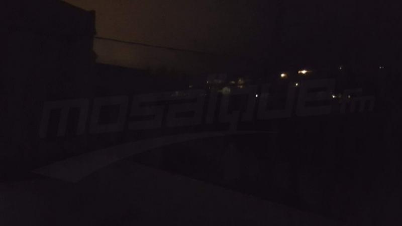 انقطاع مفاجئ للكهرباء في عدة مناطق من الجمهورية