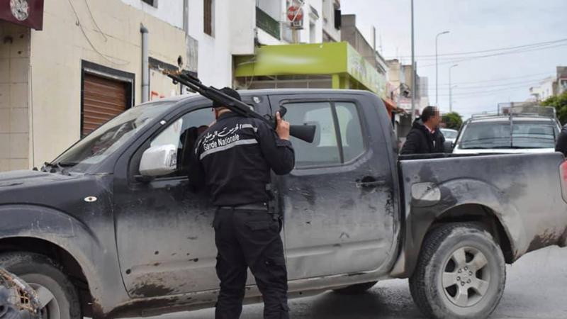حي التضامن: 16 إصابة بكورونا في صفوف أعوان الحرس