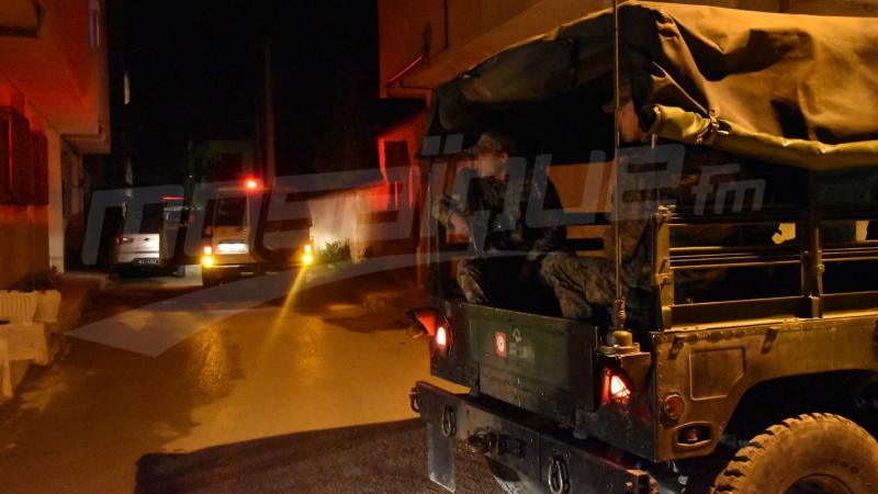 إعلان حظر التجول في 'سيدي بوزيد' و'السبالة' بداية من هذا التوقيت