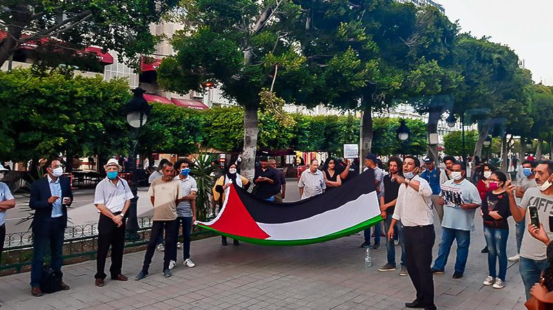 ذكرى حمام الشط: مطالب بإعتماد 1 أكتوبر يوما وطنيا ضد الصهيونية