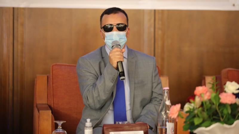 بعد رفضه لقرار المشيشي.. الزيدي يلغي جميع التظاهرات الثقافية