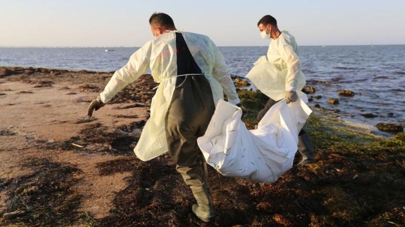 غرق مركب في سواحل صفاقس: انتشال جثث جديدة