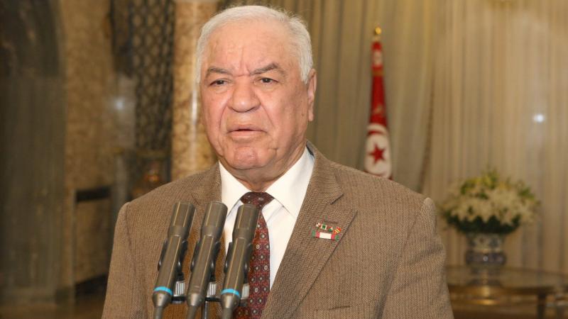 سفير الجزائر السابق بتونس في ذمة الله