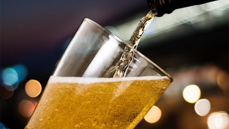 ترفيع المعلوم على استهلاك الجعة والخمور