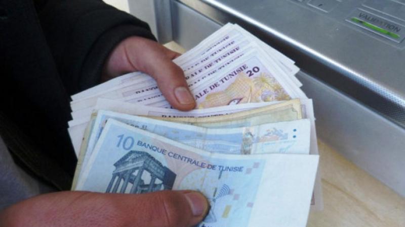 التخفيض في سقف تداول الأموال نقدا إلى 3000 دينار