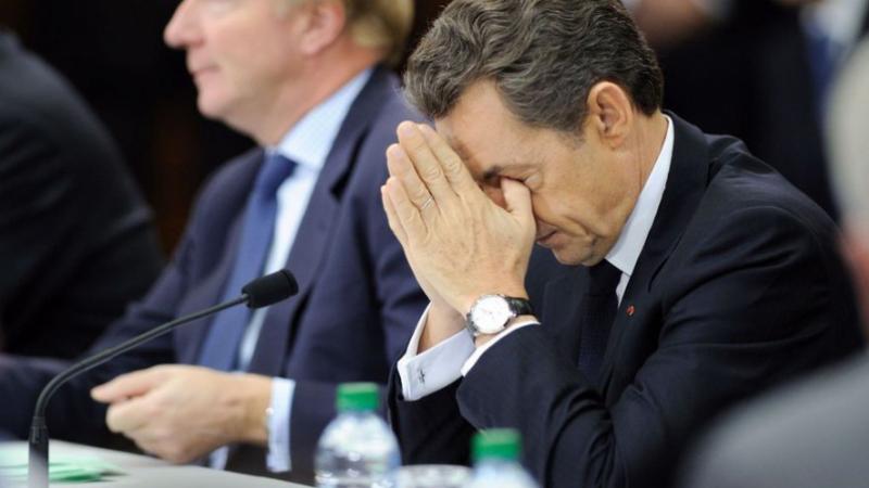 توجيه تهمة ''تشكيل عصابة إجرامية'' إلى الرئيس السابق نيكولا ساركوزي