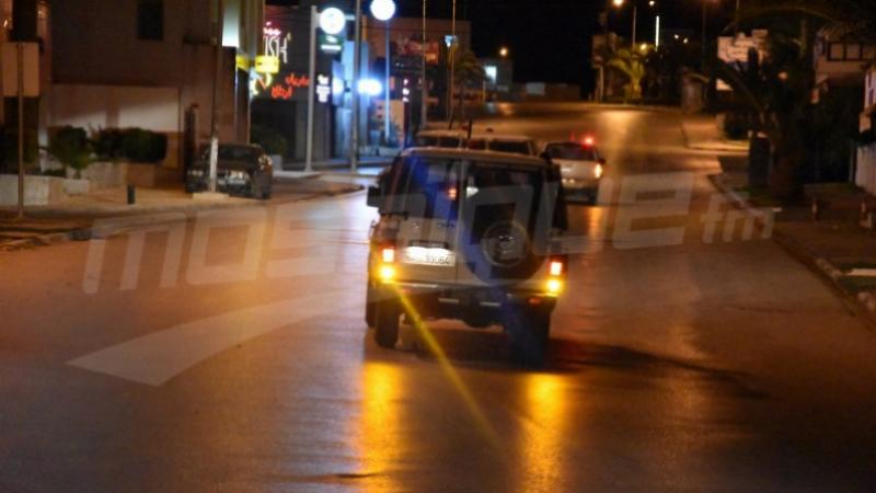 تمديد حظر الجولان فيعدد من معتمديات سيدي بوزيد
