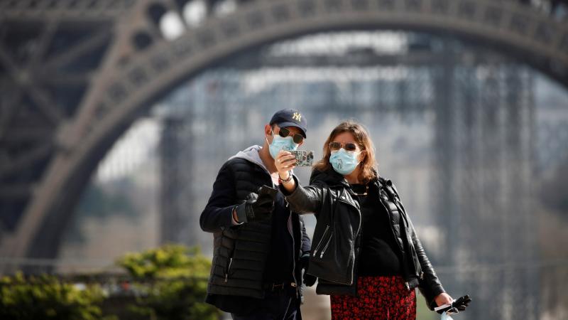 فرنسا تسجّل أكثر من 25 ألف إصابة بكورونا في 24 ساعة