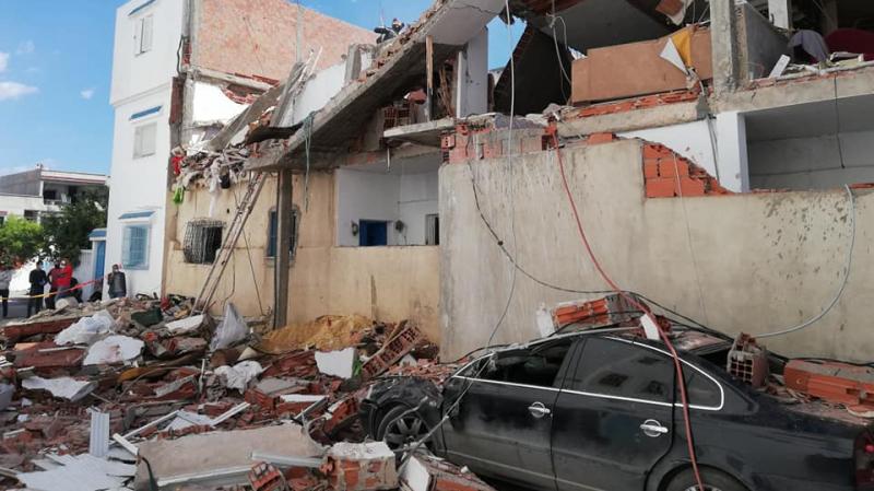 حي الزهور: أسباب الإنفجار والأضرار