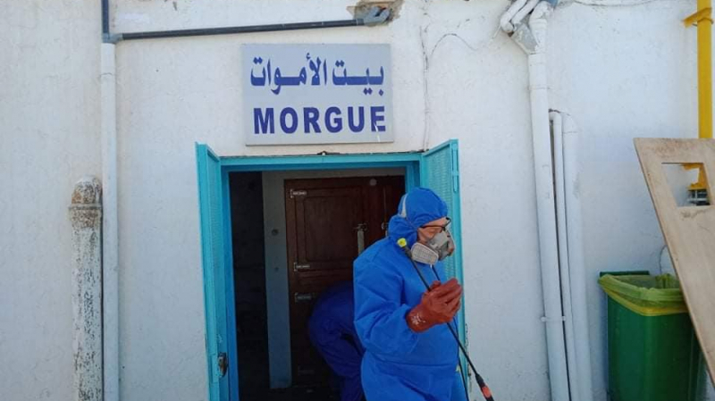 غار الدماء: مواطن يناشد السلطات التدخل لدفن أخيه المتوفى بكورونا