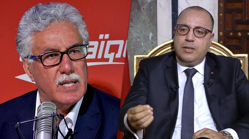 حمة الهمامي: المشيشي في واد وواقع الشعب والبلاد في واد آخر..