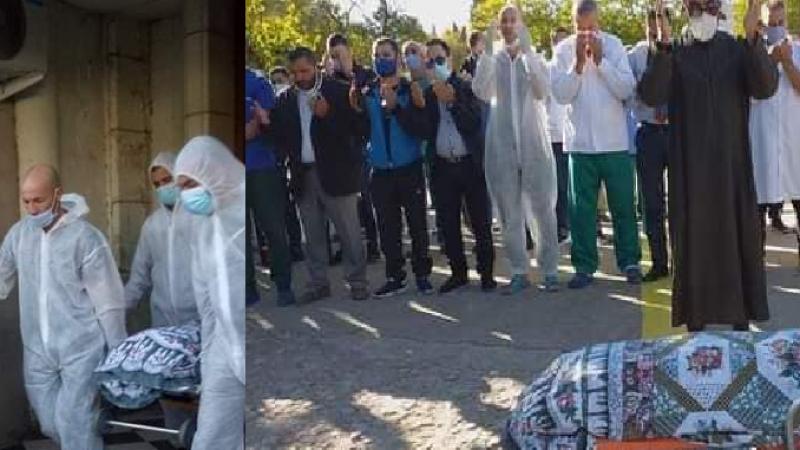 مستشفيات العاصمة الجزائر تمتلئ بالمصابين بفيروس كورونا