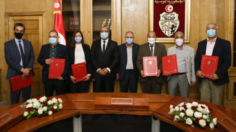 الطرابلسي: هذه الفئة من عمال الحضائر ستكلف الدولة 380 مليون دينار