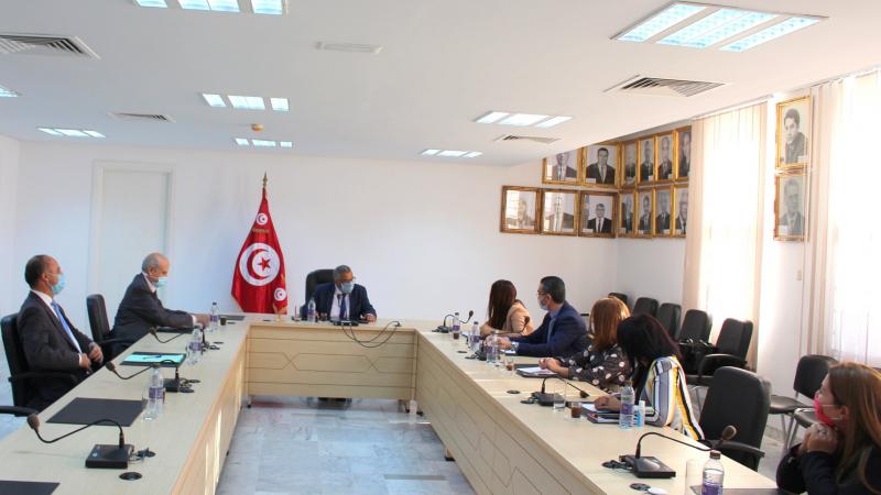 أحداث محكمة بن عروس والمطالب المهنية في لقاء وزير العدل بنقابة القضاة