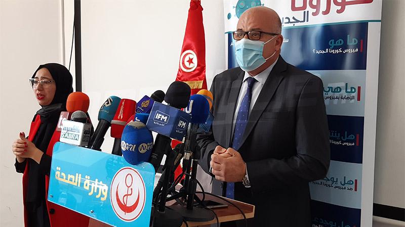 وزير الصحة: تلقيح''الڤريب''لن يُسند إلا بوصفة طبية