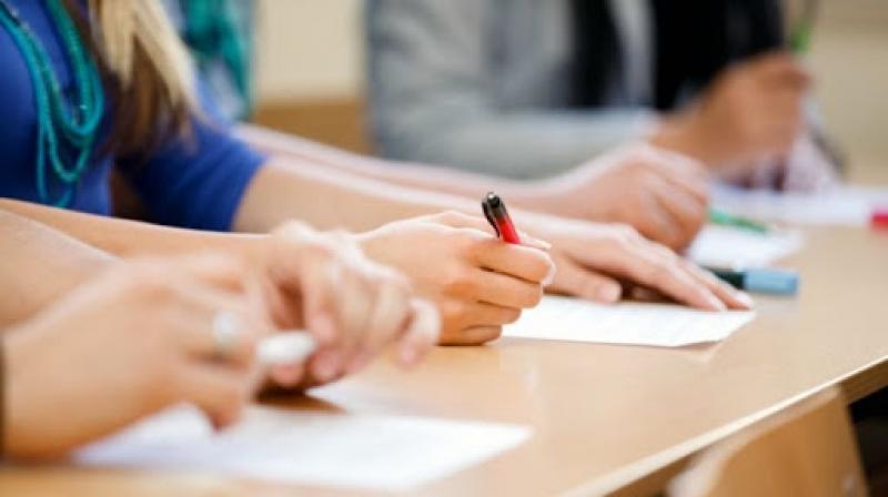 روزنامة الإمتحانات في المدارس الإعدادية والمعاهد