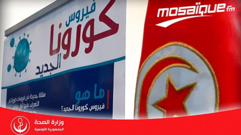 تونس: 1442 إصابة بكورونا في يوم واحد