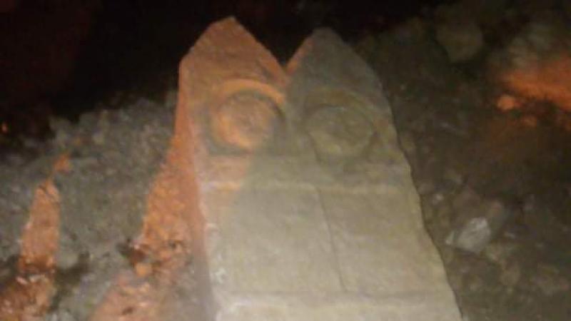 القصرين: العثور على حجر منقوش يعود إلى الفترة الرومانية