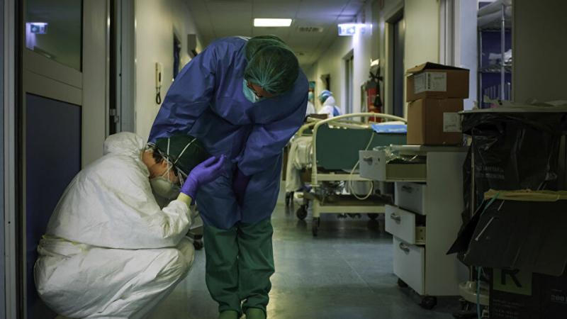 مستشفيات أوروبا على حافة الإنهيار !
