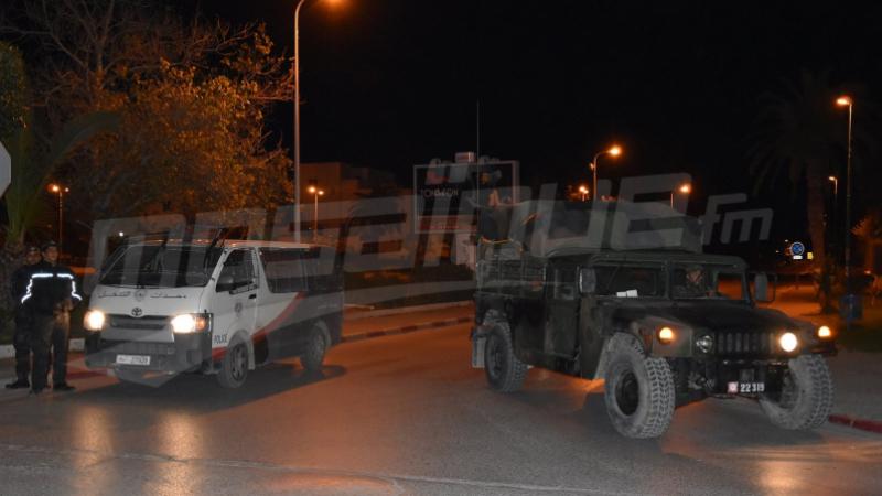 إجتماع بين ولاة تونس الكبرى للنظر في مقترح تمديد الحظر التجوّل