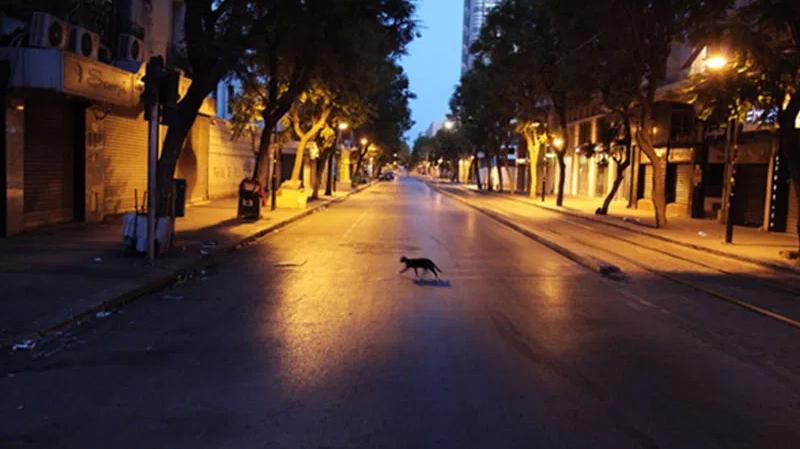 التمديد في حظر التجول في تونس الكبرى