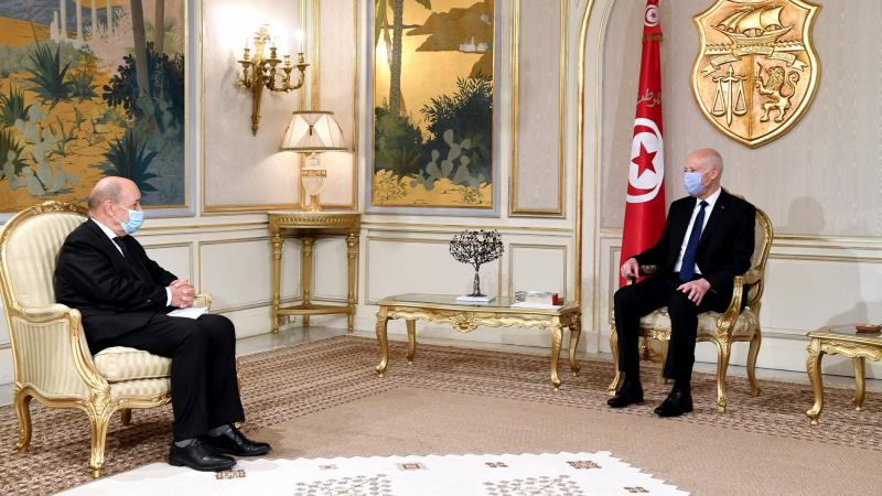 سعيد لوزير الخارجية الفرنسي: لا بد من مقاربة جديدة لمعالجة الإرهاب