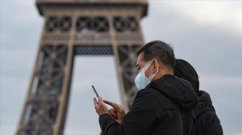كورونا: فرنسا تسجّل أكثر من 40 ألف إصابة في يوم