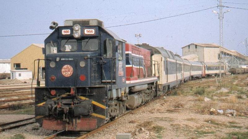 قابس: استئناف حركة سير القطار