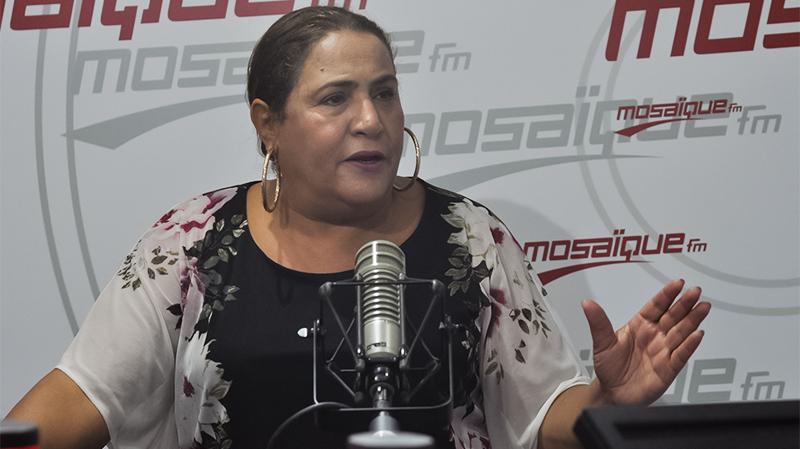 نعيمة الجاني: ''سعدت جدا لزواج منجي بن حفصية''