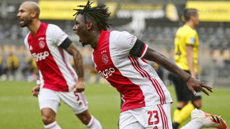 الدوري الهولندي: أياكس ''يدهس'' فينلو بنتيجة 13-0