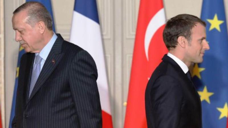 فرنسا ترد على تصريحات أردوغان.. وتستدعي سفيرها فى تركيا