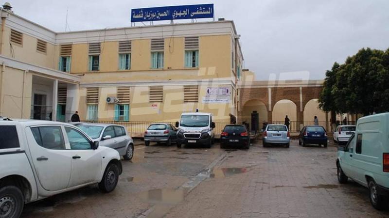 قفصة: أهالي متوفى كورونا يقتحمون بيت أموات المستشفى