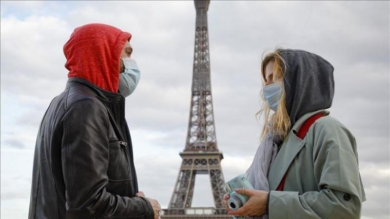 فرنسا: ارتفاع حادّ وغير مسبوق في عدد الإصابات بكورونا