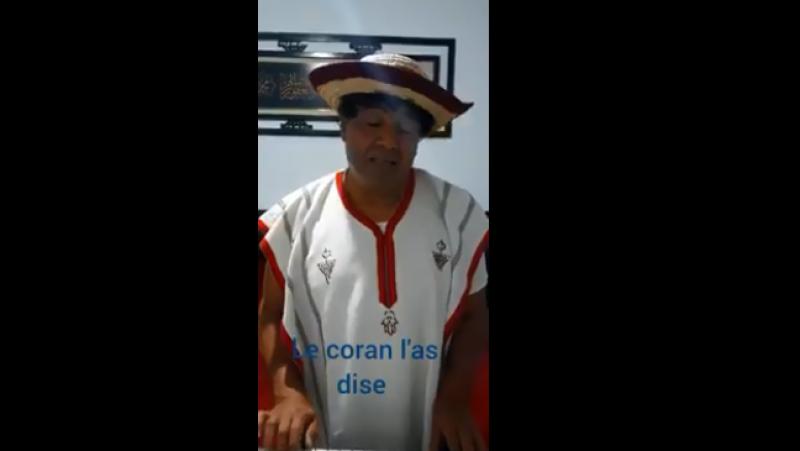 الجويني ردا على السخرية من فيديو نشره: غنّيت بعفوية نصرة لديني..