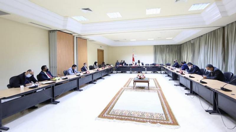 مكتب البرلمان ينظر في لائحة الدستوري الحر حول التنديد بتبييض الإرهاب