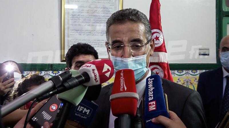 وزير الداخلية: مسؤول في الديوان ارتكب أخطاء غير مقبولة وسيحاسب..