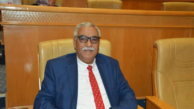 بلقاسم حسن يطالب باستغلال قرض البنك الإفريقي في تطبيق القانون 38