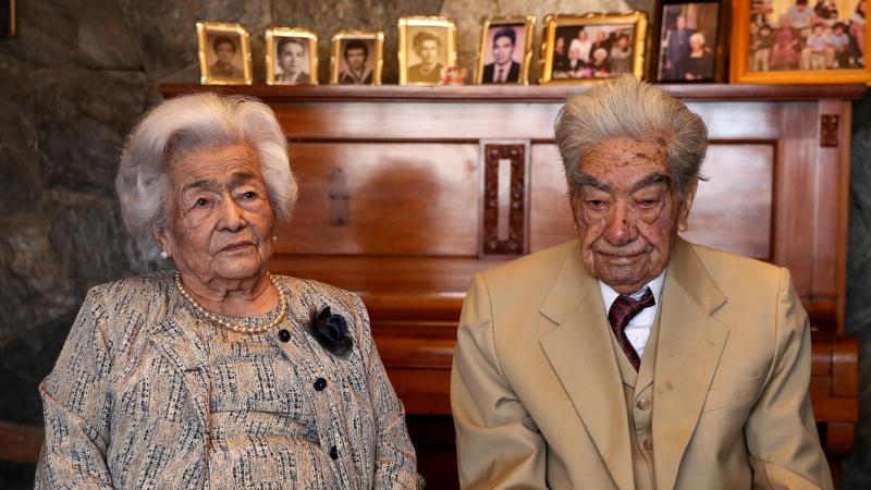 نهاية قصة ''أكبر زوجين في العالم''..
