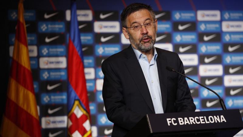 برشلونة: استقالة بارتوميو وكامل الإدارة