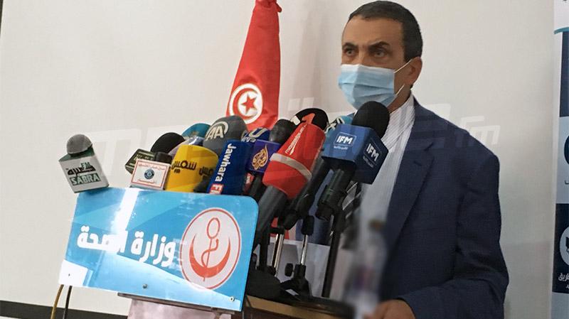 بن صالح: عدد الوفيات تجاوز الألف وهو أمر متوقّع