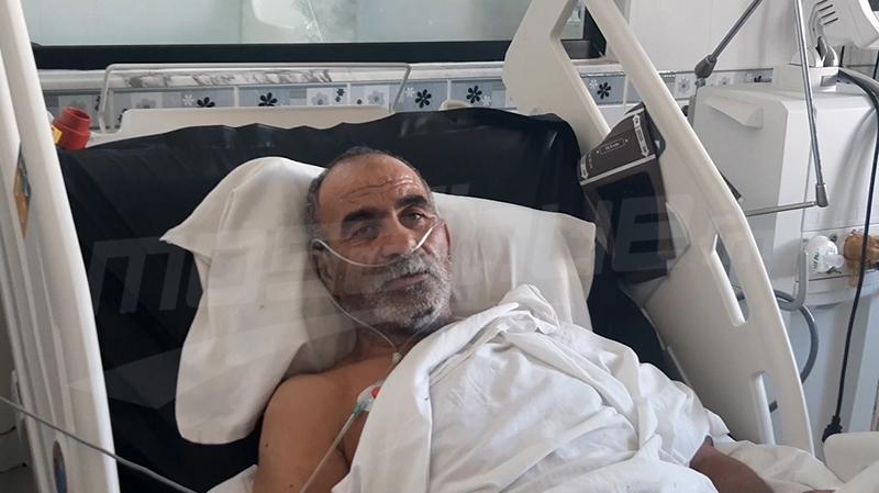 ''عم كمال'' يهزم كورونا بعد أن شارف على الموت..